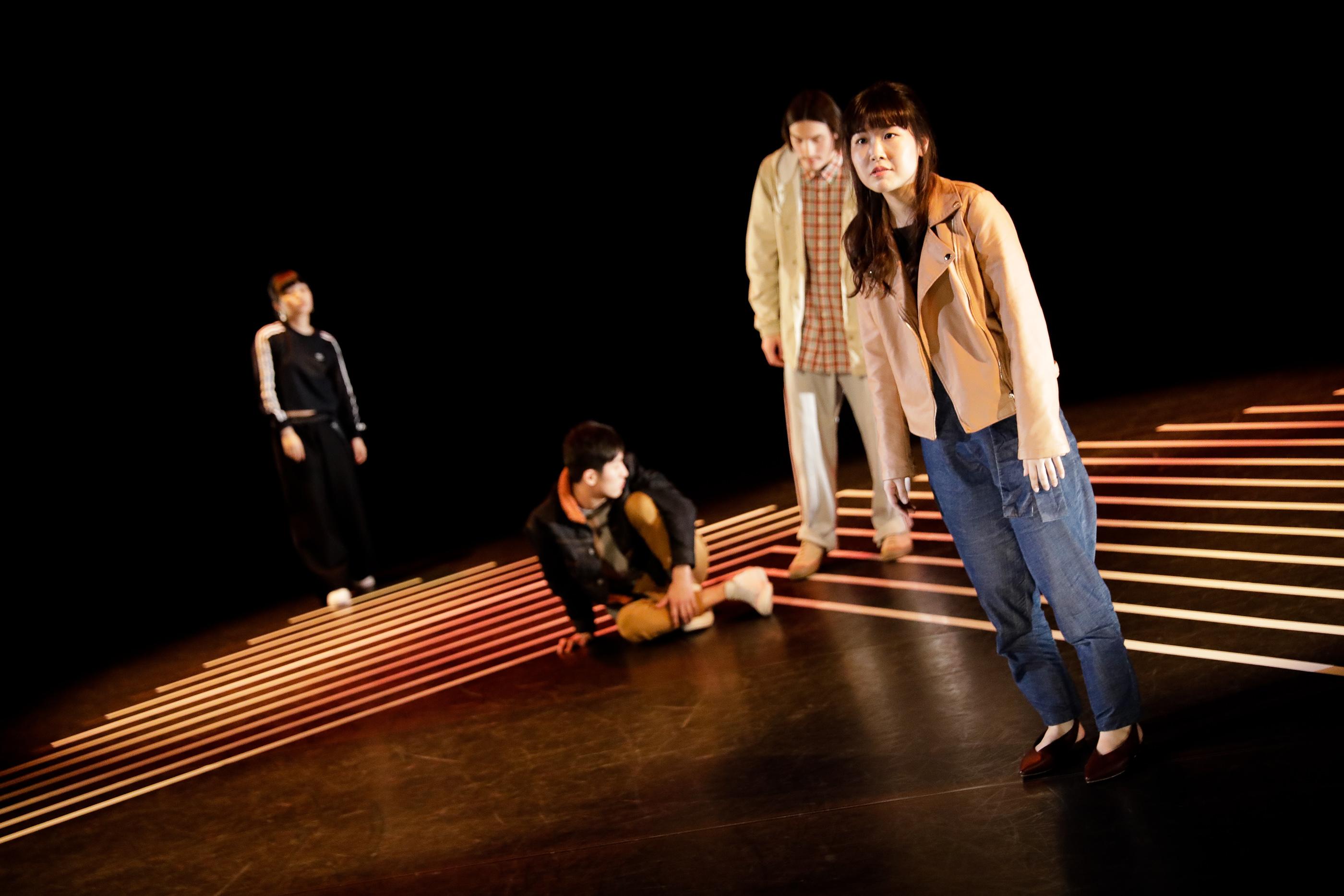 『三月の5日間』リクリエーション北京公演劇評:この日本の若者たち、どこかで会ったことあるかも